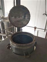 吉林艾草精油提取设备 双溶质的回流萃取