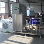 巴氏杀菌机-牛奶生产线设备