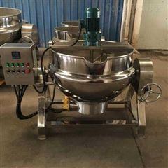 600多功能液化氣夾層鍋