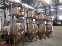 兰州小型啤酒厂酿酒设备厂家酿酒技术培训