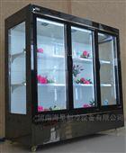 郑州哪里卖好的鲜花柜 鲜花保鲜展示柜厂家
