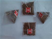 龙井茶三角袋包装机