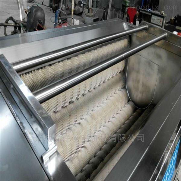 根茎类去皮专用不锈钢全自动清洗机