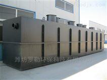 职业学校生活污水处理设备地埋一体机