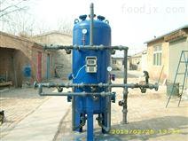 10噸海綿鐵除氧器