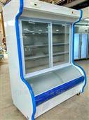 郑州周边的保鲜展示柜点菜柜多少钱一台
