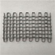 生产金属链条输送带 不锈钢马蹄链长城网带