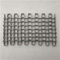 厂家定制不锈钢网带输送网带金属链片输送带