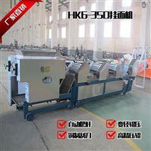 重型350自动爬杆面条机面条生产流水线设备