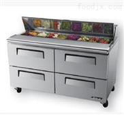 抽屉式沙拉台冷藏柜