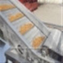 YP-全自动鱼豆腐油炸流水线