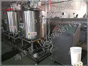 牛奶巴氏殺菌機-牛奶加工機器-牛奶消毒機