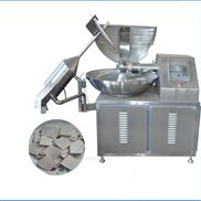 全自动变频斩拌机,鱼丸香肠生产设备