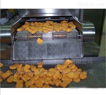 YP-全自动炸鸡食品上浆裹粉油炸线