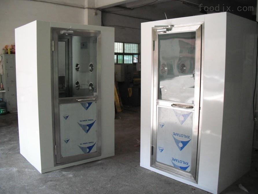 供应东营无尘室装修之风淋室的作用