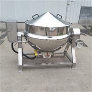 厨房自动电加热夹层锅蒸煮设备