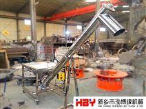 不锈钢材质 螺旋输送机 机构简单 操作方便