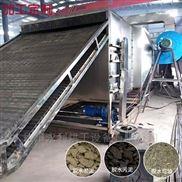 热风污泥烘干机的原理 化工污泥干燥设备