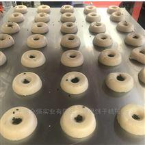 上海小型撒芝麻桃酥机