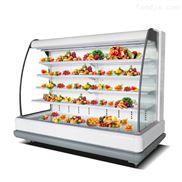 蘇州便利店冷柜水果柜合肥噴霧風幕展示柜
