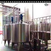 酸奶灌装生产线
