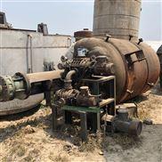 低价出售二手12吨不锈钢反应釜