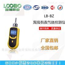 LB-BZ泵吸甲醛(CH20)气体检测仪