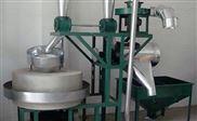 纯天然石磨小麦玉米杂粮石磨面粉加工设备