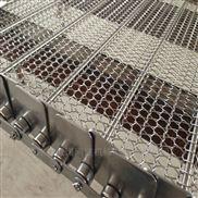 污泥烘干网带A挡板式污泥干燥网带