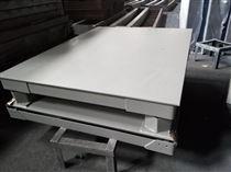 DCS-HT-H称钢卷5吨冲压型电子地磅 宁波8T缓冲式磅秤