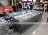 上海肉类卧式冷藏冷冻柜常规有哪一些款式