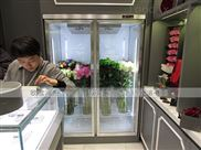 风冷冷柜LCB-2280B4SX-浙江4门鲜花保鲜柜哪里有现货