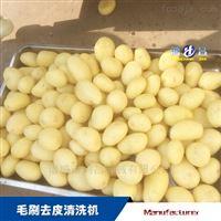 1200小土豆软毛清洗去皮机