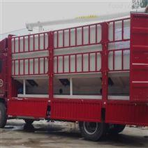 40方散裝飼料車載飼料罐成本低方便卸料