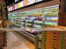 北京分體式水果風幕柜參考價位是多少