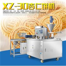 小吃特色饼类杏仁饼机多少钱一台