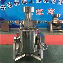 不锈钢变频搅拌打浆机