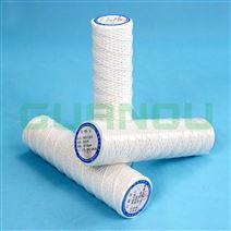 厂家直销 线绕滤芯 10英寸脱脂棉滤芯