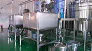 蓝莓汁饮料生产线