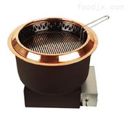G1型下排烟燃气烧烤炉