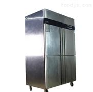 罡雪KD1.0L4D四门厨房冷藏柜
