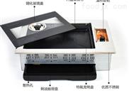 SX系列—商用红外线无烟电烤炉