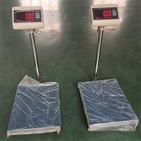 安徽60kg工业台秤 标签打印计重台秤