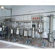 长春中药提取罐设备控制系统的原理