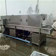 xkj-2迈旭清洗设备油污盘子清洗机