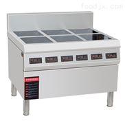 六头电磁煲仔炉