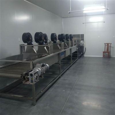 800喷淋式蔬菜玉米粒气泡清洗机