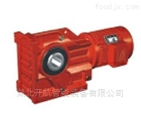 斜齿蜗轮蜗杆减速机生产厂家