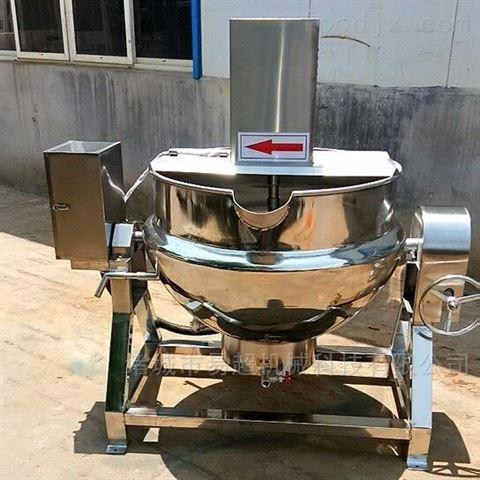 自动电加热夹层锅蒸煮设备