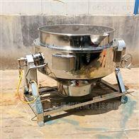 YC-100L厂家直销肉制品卤制蒸煮燃气夹层锅